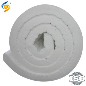 Heat Insulation Thermal Ceramic Fiber Blanket with Alumina Foil pictures & photos