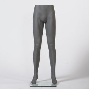 Dark Grey Male Pants Mannequin for Window Display pictures & photos