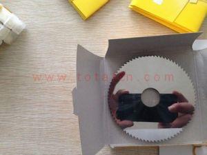 Tungsten Carbide Saw Blade 80 mm Diameter pictures & photos