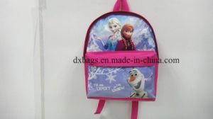 Frozen Small Girl School Bag for Kindergarten pictures & photos