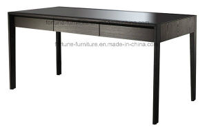 Modern Wooden Desk with Three Drawers (I&D-N70391) pictures & photos