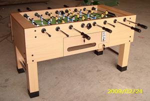 Professional Coin Operated Soccer Table (HM-S60-099) pictures & photos
