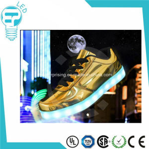 fashion LED Lights Hot Sale Flashing Light LED Shoes pictures & photos