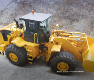 Best Price Wheel Loader with 8ton Cummins Engine pictures & photos