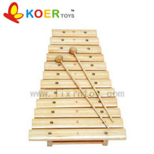 Wooden Toy - 12-Tone Xylophone (LX070-12)