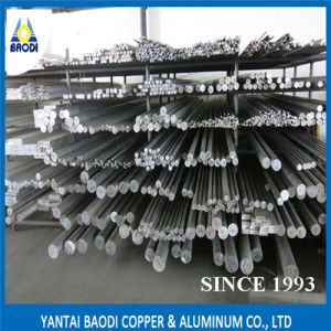 Aluminum Bar 6061 6082 T6 for Mould pictures & photos