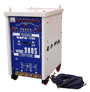 AC/DC Square Wave TIG Welding Machine (WSE)