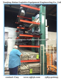 Steel Warehouse Cantilever Racking for Irregular and Bulky Goods pictures & photos
