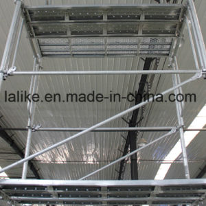 Steel Ringlock Scaffolding for Decoration