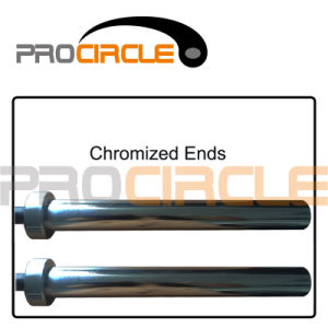 Top Grade Crossfit Barbell with Bearings Black Professional Olympic Bar (PC-OB100-1002) pictures & photos