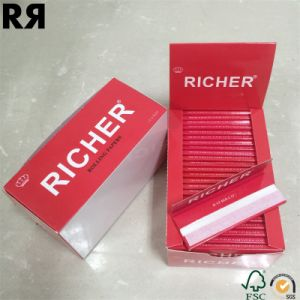 Smoking accessories Rolling Paper in Sheet Size / Booklet/A4 Sheet pictures & photos