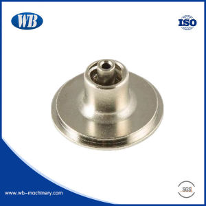 Customized Stainless Steel Connectors Turning Parts