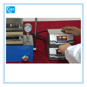 500c Hydraulic Hot Press for Forming Polymer and Composite Films / Plates pictures & photos
