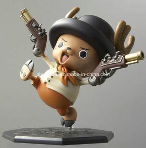 Plastic One Piece Action Figure (Chopper) pictures & photos