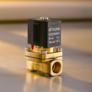 Vx2120/2130 Series 2/2 Way Direct Acting Normally Closed Solenoid Valve pictures & photos