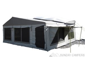 Homey Camper Tent Camper Trailer Tent pictures & photos