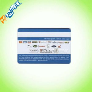Supermarket/ Hotel/Hostipal/Club Use Cr80 Plastic Card pictures & photos