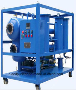 High Precision Vacuum Heating Waste Turbine Oil Purifier Plant pictures & photos
