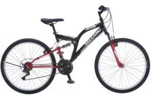 Double Suspension Mountain Bike, 26 Inch 21 Speed (YK-MTB-066)