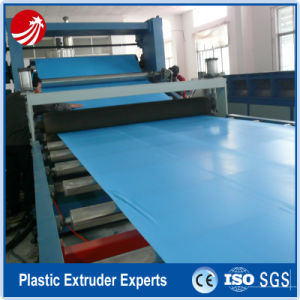 Plastic PVC Film Sheet Extruder Production Equipment pictures & photos