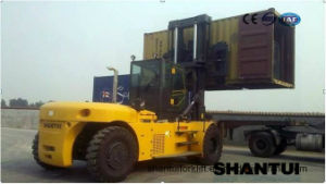 Heavy Duty 16 Ton Forklift with Cummins Engine pictures & photos