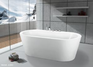 Factory Supplied Acrylic Bathtub pictures & photos