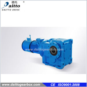 K Series Helical-Bevel Gear Motor--Dt-K