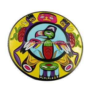 Customized Wholesale Hard Enamel Coin for Souvenir pictures & photos