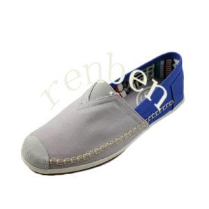 Hot Design Men′s Canvas Casual Shoes pictures & photos