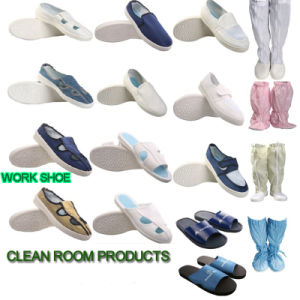 Antistatic Working Shoes for Cleanroom pictures & photos