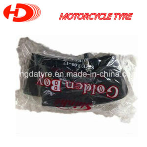 Best Quality Natural Rubber 350-16 Golden Boy Tube pictures & photos