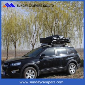 Factory Made 4X4 Wreckers Melbourne Canvas Car Roof Top Tent for Patry Camping pictures & photos