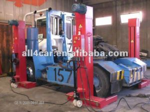 40 Ton Heavy Duty Truck Lifts (AAE-MCL1104) pictures & photos