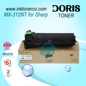 Copier Parts Mx312 Mx-312 Toner for Sharp Mx-M261 / M311 / 2628L / Mx-M2608n / M3108n / M3508n / M2608u / M3108u / M3508u pictures & photos