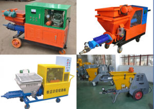 Hot Selling Mortar Spray Machine pictures & photos