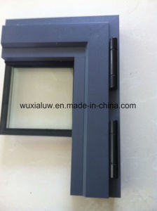 Aluminium Swing Window pictures & photos