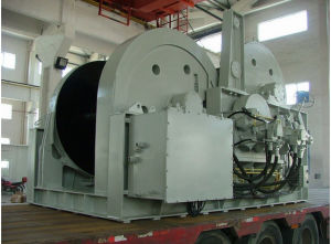 Hydraulic Pressure Marine Electric Windlass Mooring Winch pictures & photos