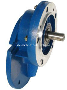 Power Transmission Mechanical PC Worm Gears with Pre-Stage Helical Unit pictures & photos