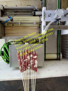 Kebab Maker Machine/Satay and Kebab Skewer Machine pictures & photos