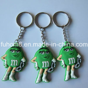Custom Personalized Soft PVC Key Chain for Promotion Gifts pictures & photos