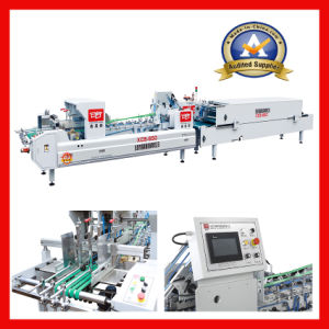 Xcs-650 Automatic Folder Gluer for Small Box pictures & photos
