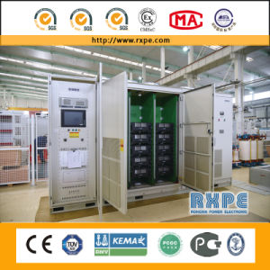 SVC, Svg, Voltage Stabilizer, Capacitor, Active Power Filter, Apf pictures & photos