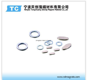 Strong Neodymium Magnets with Different Plating pictures & photos