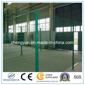Galvanized Welded Wire Mesh Workshop Isolated Fence pictures & photos