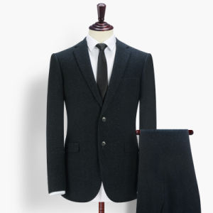 OEM Men Cashmere Suit, Tailored Suits China, Nice Custom Suits pictures & photos