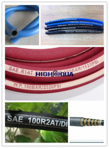 Flexible Hydraulic Hose SAE 100 R3 pictures & photos