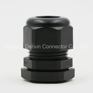 M12-M63 UL Dustproof Waterproof Nylon Cable Gland Metric Cable Gland pictures & photos