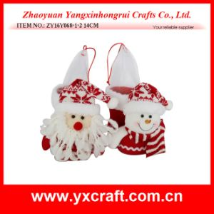 Christmas Decoration (ZY16Y068-1-2 14CM) Christmas Tree Craft pictures & photos