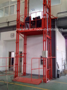 Good Quality Home Chain Vertical Lift for Sale pictures & photos