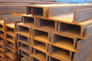 U Channel Steel Bar pictures & photos